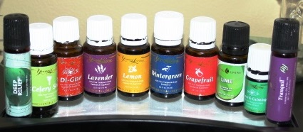 My Essential Oils