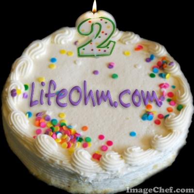 LifeOhm's Birthday