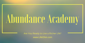 Register for Abundance Academy